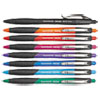 Paper Mate InkJoy 500 RT Ballpoint Retractable Pen, 1.0 mm, Assorted, 8/Pk
