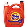 Tide Ultra Liquid Laundry Detergent, Original, 150 oz Pump Dispenser, 4/Carton