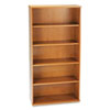 "36""W 5-Shelf Bookcase Series C Natural Cherry"