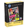 HP All-In-One Printing Paper, 96 Brightness, 22lb, 8-1/2 x 11, White, 500 Sht/Ream