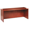BW Veneer Series Credenza Shell, 72w x 24d x 29h, Bourbon Cherry