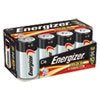 Energizer MAX Alkaline Batteries, C, 8 Batteries/Pack