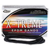 Alliance X-treme File Bands, 117B, 7 x 1/8, Black, Approx. 175 Bands/1lb Box
