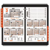 AT-A-GLANCE Burkhart's Day Counter Desk Calendar Refill, 4 1/2 x 7 3/8, White, 2016