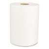 "Green Universal Roll Towels, Natural White, 8"" x 425ft, 12 Rolls/Carton"