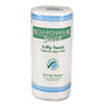 Boardwalk Green Household Roll Towels, 2-Ply, 11w x 9l, 90 Sheets/Roll, 30 Rolls/Carton