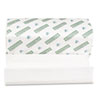 Green Plus Folded Paper Towels, C-Fold, White, 10 1/8 x 13, 200/Pack, 12/Carton