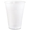 Plastic Cold Cups, 9oz, Translucent