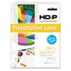 Boise HD:P Presentation Laser Paper, 96 Brightness, 28lb, 8-1/2 x 11, White, 500/Ream