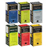 Bigelow Assorted Tea Packs, Six Flavors, 28/Box, 168/Carton