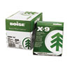 Boise X-9 Copy Paper, 92 Brightness, 20lb, 8-1/2 x11, White, 2500 Sheets/Carton