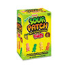 Sour Patch Fruit Flavored Candy, Grab-and-Go, 240 Pieces/Box