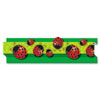 "Pop-It Border, Ladybugs, 3"" x 24', 8 Strips/Pack"