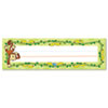 Desk Nameplates, Monkeys, 9 1/2&quot; x 3&quot;, 36/Set