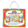 File Folder Games-To-Go, Mat, Second Grade