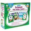 Science File Folder Game, Grades K-1