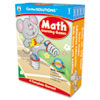 Math Learning Games, Four Game Boards, 2-4 Players, Grade 1