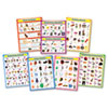 "Chartlet Set, Language Arts, 17"" x 22"", 1 set"