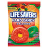 LifeSavers Original Five Flavors Hard Candy, Individually Wrapped, 6.25oz Bag