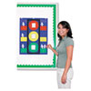 Carson-Dellosa Publishing Stoplight Pocket Chart, 14 1/2 x 11 1/2
