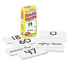 Flash Cards, Numbers 0-100, 3w x 6h, 104/Pack