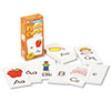 Flash Cards, Alphabet, 3w x 6h, 80/Pack