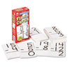Carson-Dellosa Publishing Flash Cards, Subtraction Facts 0-12, 3w x 6h, 94/Pack