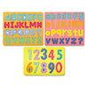 Chenille Kraft Magnetic WonderFoam Puzzles, Three Puzzles