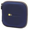 Case Logic CD Wallet, Holds 24 Disks, Blue
