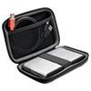 Case Logic Compact Portable Hard Drive Case, Black