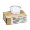 Write-On Recloseable Small Parts Bags, Poly, 2 x 3, Clear, 1000/Carton