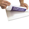 Antimicrobial Cleer Adheer Laminating Film, 2 mil, 9 x 12, 50/Box