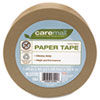 Caremail Paper Packaging Tape, Heavy-Duty 6.1 mil, 1.88