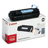 Canon 0264B001 (106) Toner, 5000 Page Yield, Black
