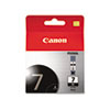 Canon 2444B002 (PGI-7) Ink Tank, Black