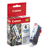 Canon BCI6PC (BCI-6) Ink, 370 Page-Yield, Photo Cyan