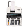 Canon CP1213DII Heavy-Duty Printing Calculator, Black/Red Print, 4.8 Lines/Sec