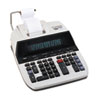 CP1460D Two-Color Printing Calculator, 14-Digit Fluorescent, Black/Red