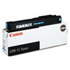 GPR11C (GPR-11) Toner, 25000 Page-Yield, Cyan