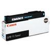 Canon GPR11BK, GPR11C, GPR11M, GPR11Y Toner Cartridge - CNM 7628A001AA
