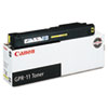 GPR11Y (GPR-11) Toner, 25000 Page-Yield, Yellow