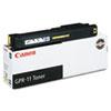 Canon GPR11BK, GPR11C, GPR11M, GPR11Y Toner Cartridge - CNM 7626A001AA