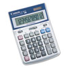 Canon HS1200TS Minidesk Calculator, 12-Digit LCD