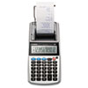 Canon P1-DHV One-Color Printing Calculator, Purple Print, 2 Lines/Sec