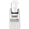 Canon P1-DHV-G Two-Color Palm Printing Calculator, Purple/Red Print, 2 Lines/Sec