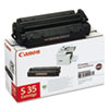 S35 (S-35) Toner, 3500 Page-Yield, Black
