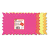 Write-On DO IT YOURSELF Sign, Die-Cut Paper, 10 x 6, Assorted Borders,36/Pack
