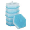 Toilet Wand Refill Heads, 6/Box