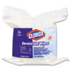 Germicidal Wipes Refill, 12 x 12, 110/Pack