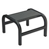 Pal Aluminum Step Stool, 14w x 14d x 9h, Black